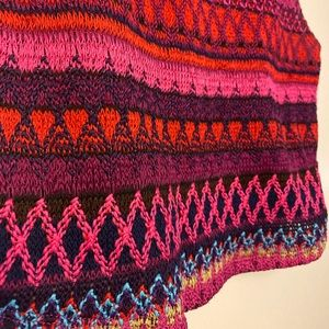 Hollister Tops - Vibrant Knit Crop Top